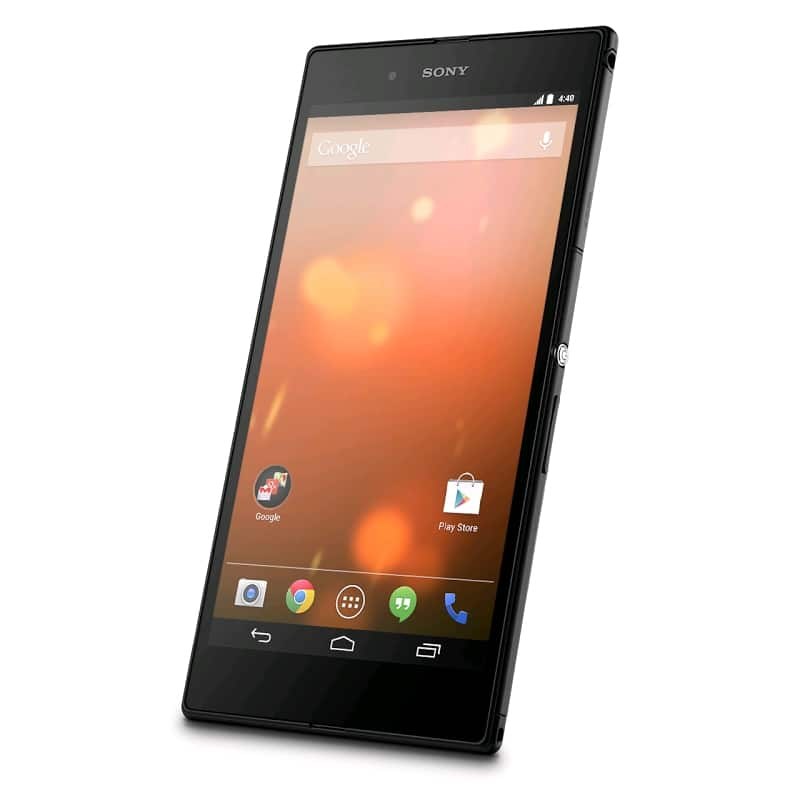 16GB Sony Xperia Z Ultra 4G LTE Google Play Edition Unlocked Smartphone  $358