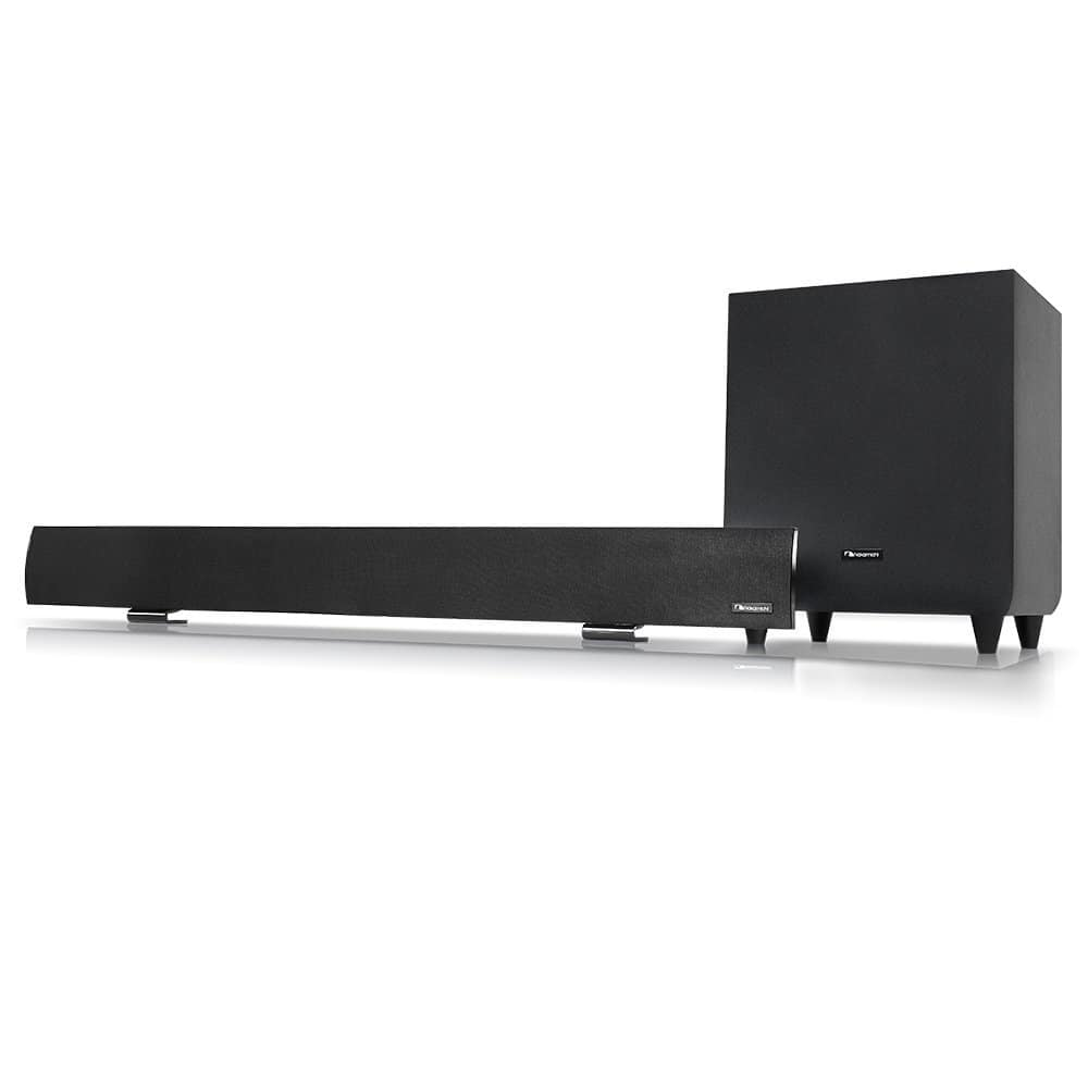 """37"""" Nakamichi NK 5 Bluetooth Soundbar w/ Wired Subwoofer + $50 Shop Your Way Points  $85 + Free Shipping"""