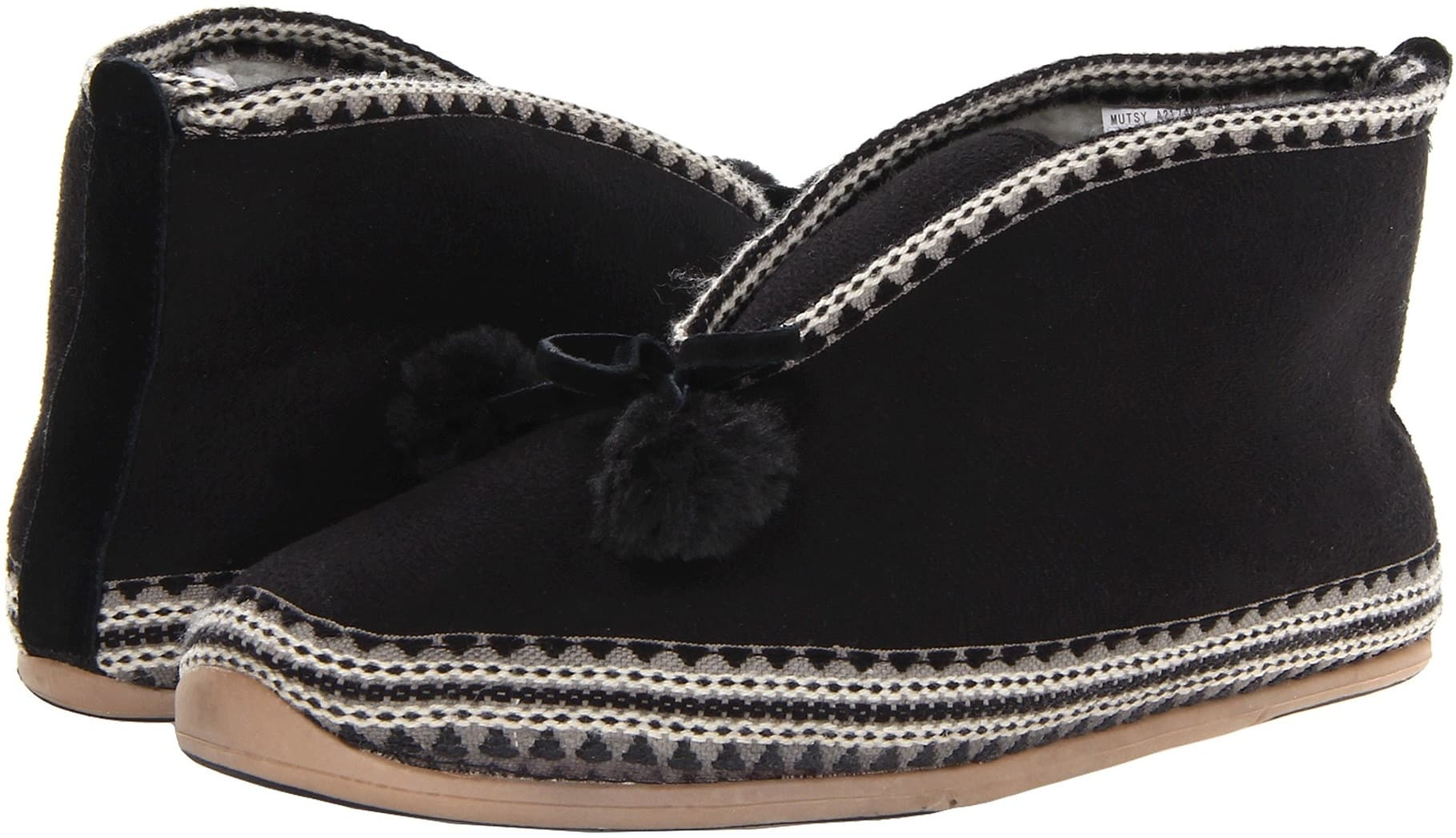 Deer Stags Women's Mutsy Slipper Boot (Black, Brown Microsuede, or Olive)  $6.40 + Free Shipping