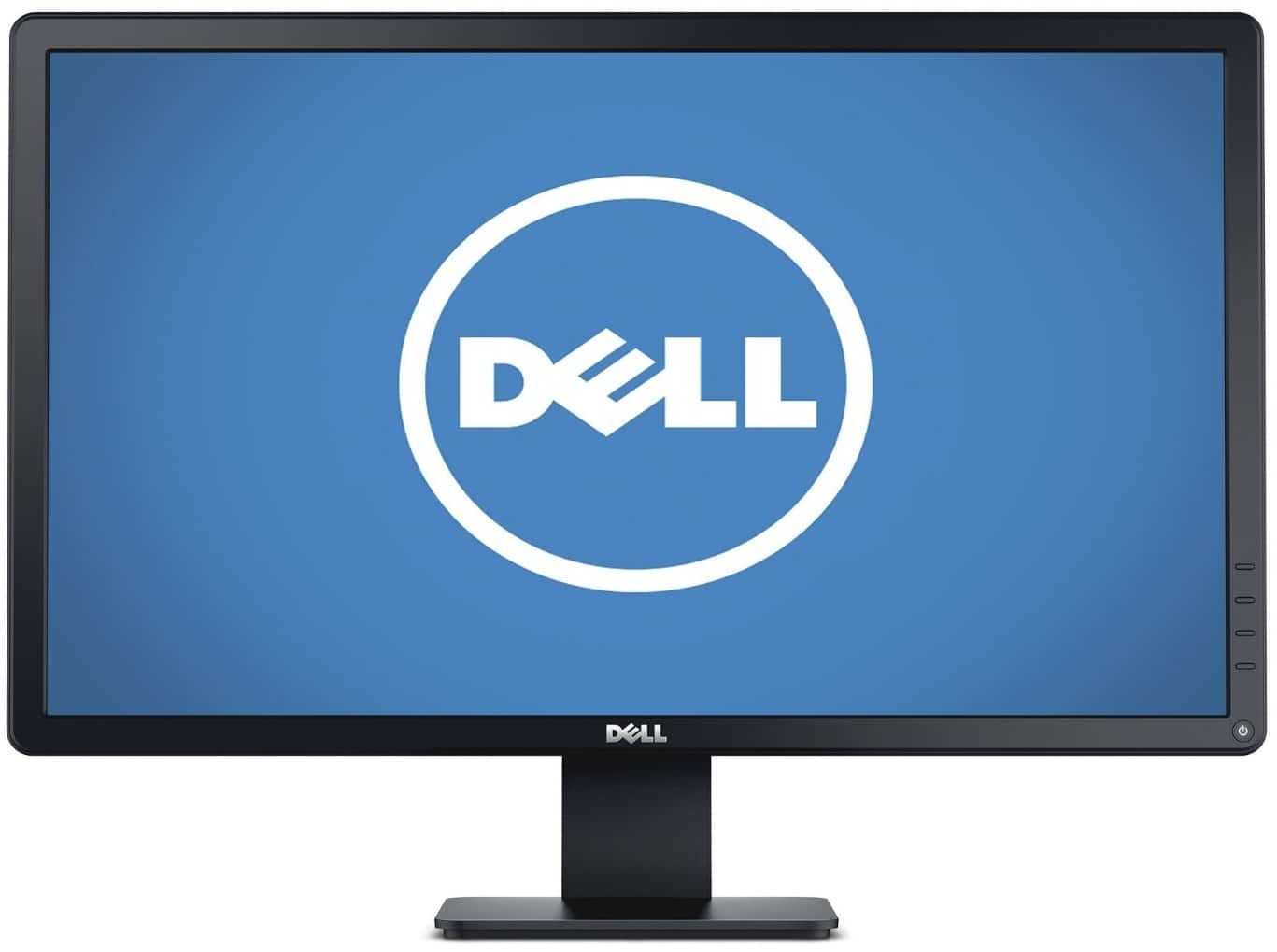 """Dell™ E2414H 24"""" Full HD Widescreen LED LCD Monitor $99.99 shipped QUILL"""