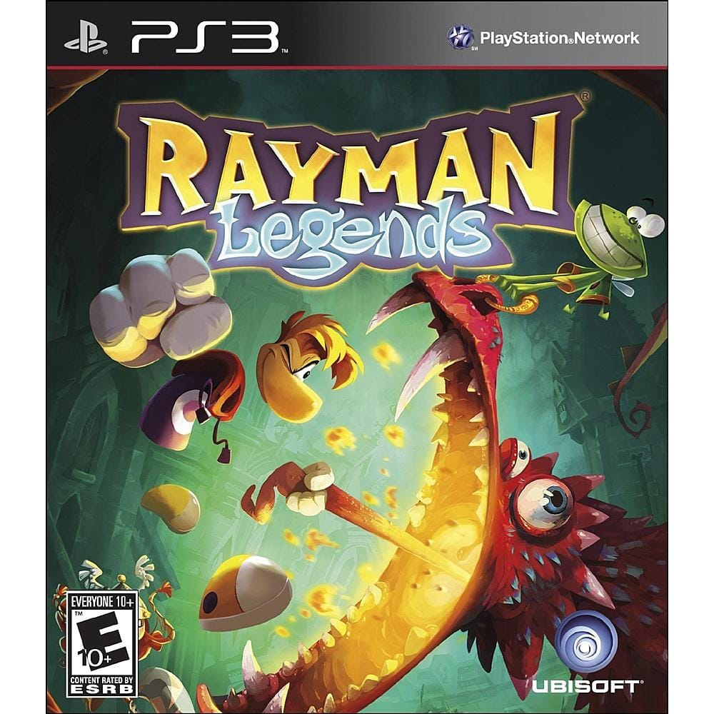 Video Games Sale: inFAMOUS: Second Son $20, Wii Fit U $20, Rayman Legends  $15 & More + Free Store Pickup