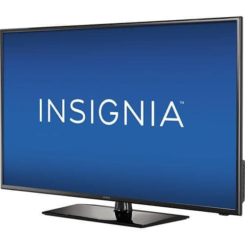 "Insignia NS-50D550NA15 50"" 1080p LED HDTV $350+ FREE 2 DAY SHIPPING Best Buy"