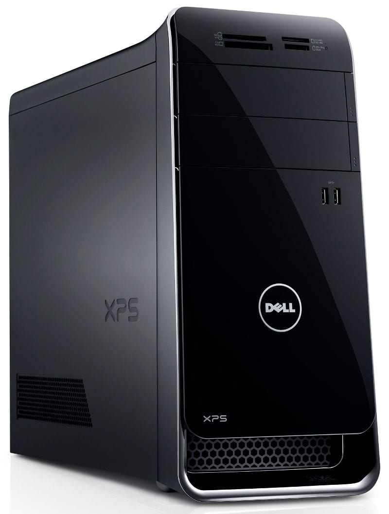 Dell XPS 8700 Desktop: i7 4790, 8GB DDR3, 1TB HDD, GT 720, Win 7 Home Premium  $630 + Free Shipping