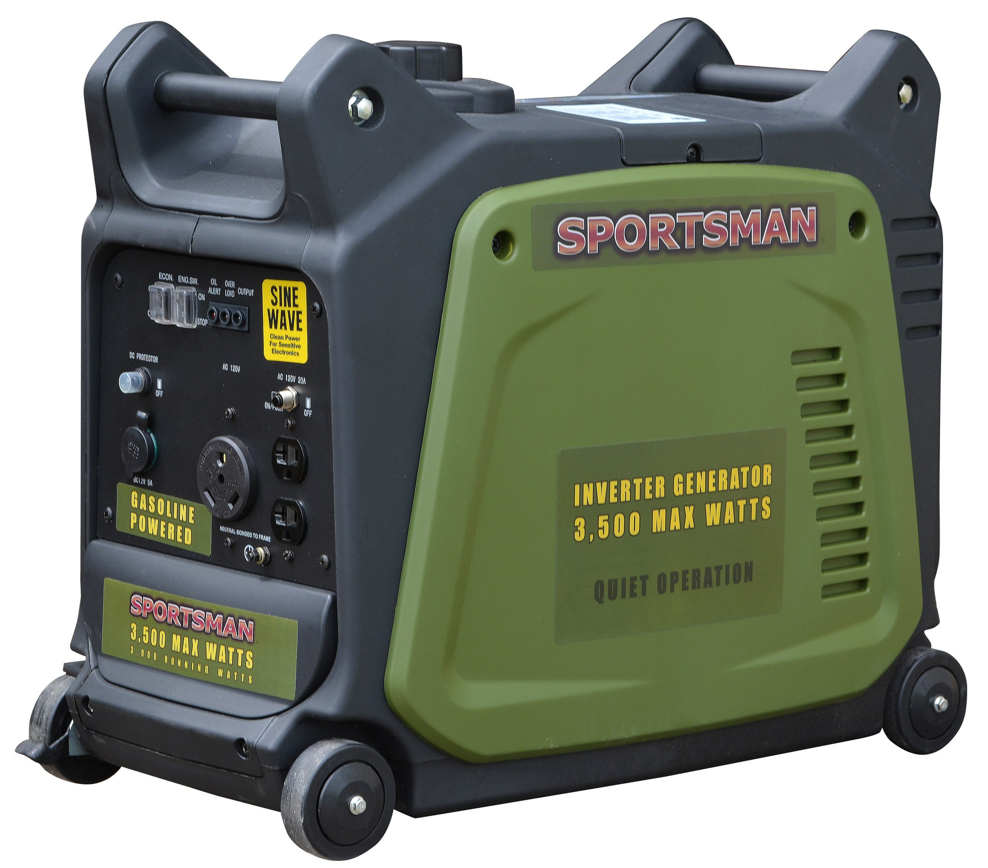 worksheet Generator Wattage Worksheet 3500 watt sportsman series inverter generator slickdeals net deal image