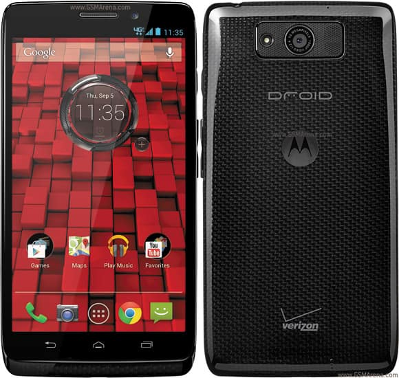 Motorola Droid Ultra 4G Android Smartphone for Verizon and AT&T (Refurbished) for 79.99
