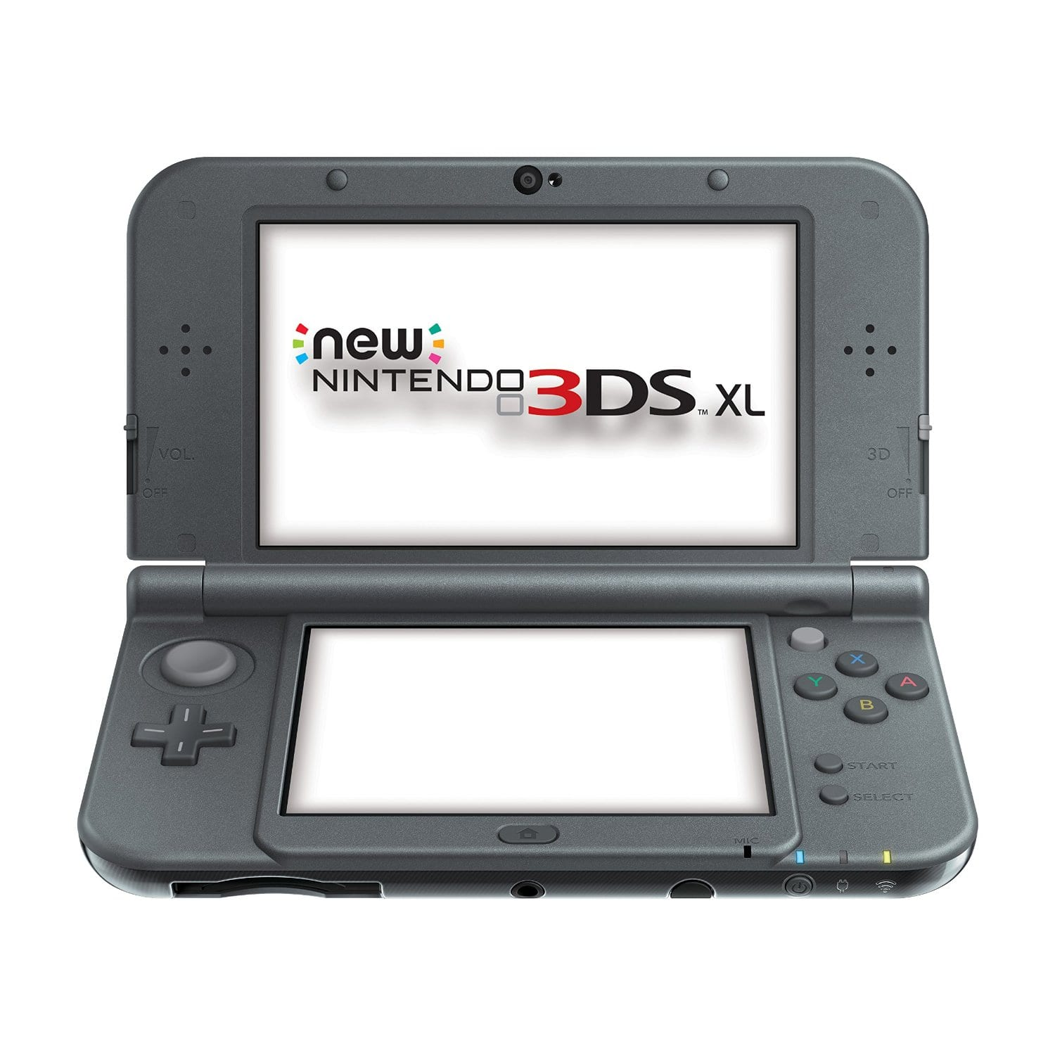 New Nintendo 3DS XL with choice of game $209.00  with FS at Walmart