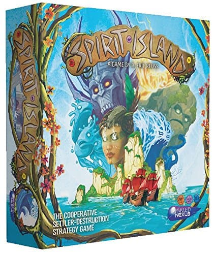 Hard-to-find board game: Spirit Island for $63.87 with free shipping at Amazon.com