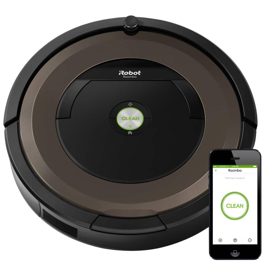 iRobot Roomba 890 Robot Vacuum for $399.99 with free shipping at BestBuy.com and Target.com (possibly $340 at Lowes.com)