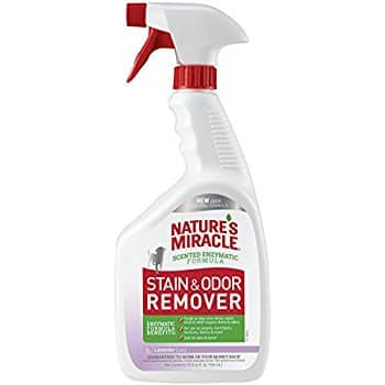 24oz Nature's Miracle Stain and Odor Remover Spray for $4.40 with 5% S&S ($3.94 with 15% S&S) at Amazon.com