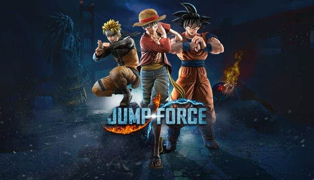 Jump Force video game $14.99