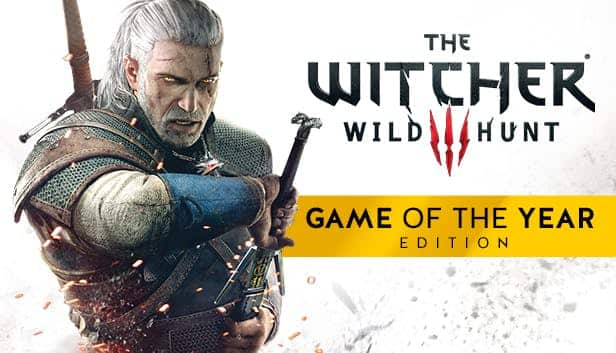 The witcher® 3: Wild hunt game of the year edition $14.99