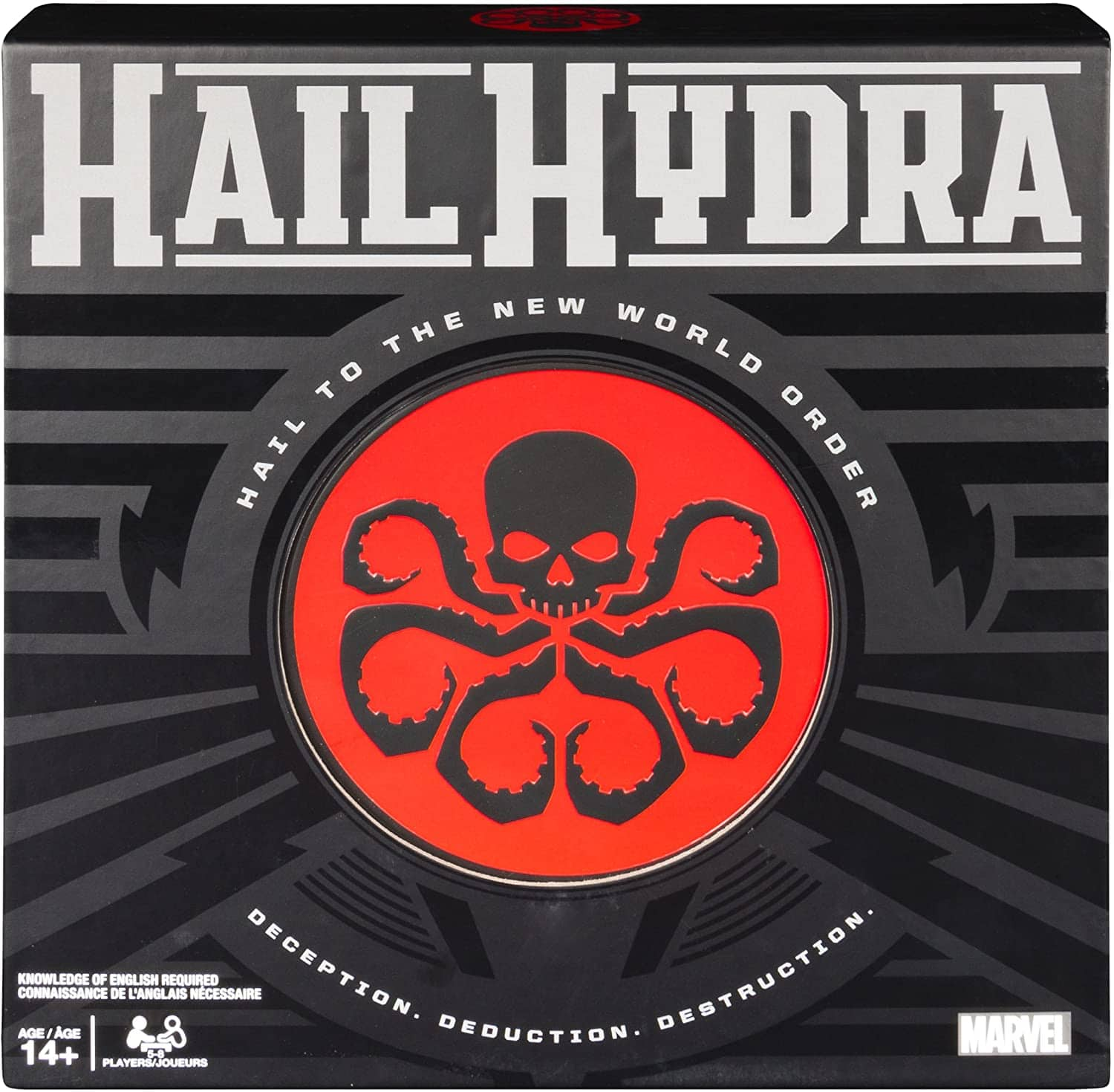 Prime Members: Hail Hydra Board Game (Social Deduction) for $8.75 at Amazon