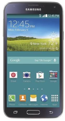 Straight Talk Samsung Galaxy S5 4G LTE Prepaid - $129