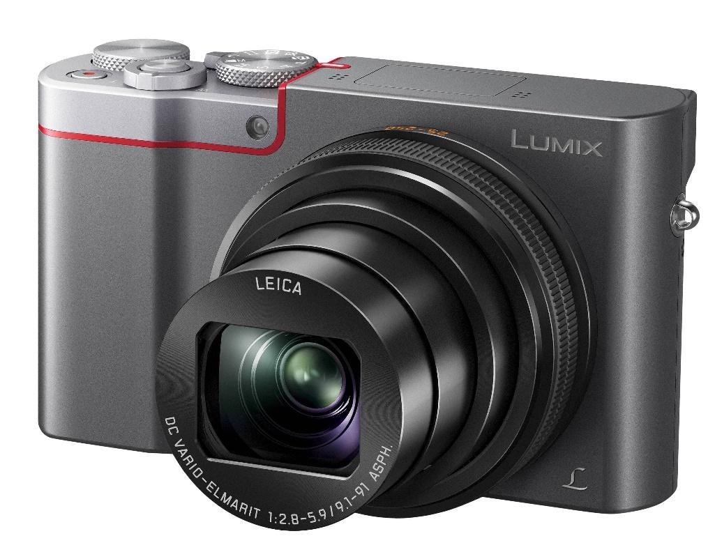 Panasonic Lumix DMC-ZS100 Digital Camera - Silver - $490