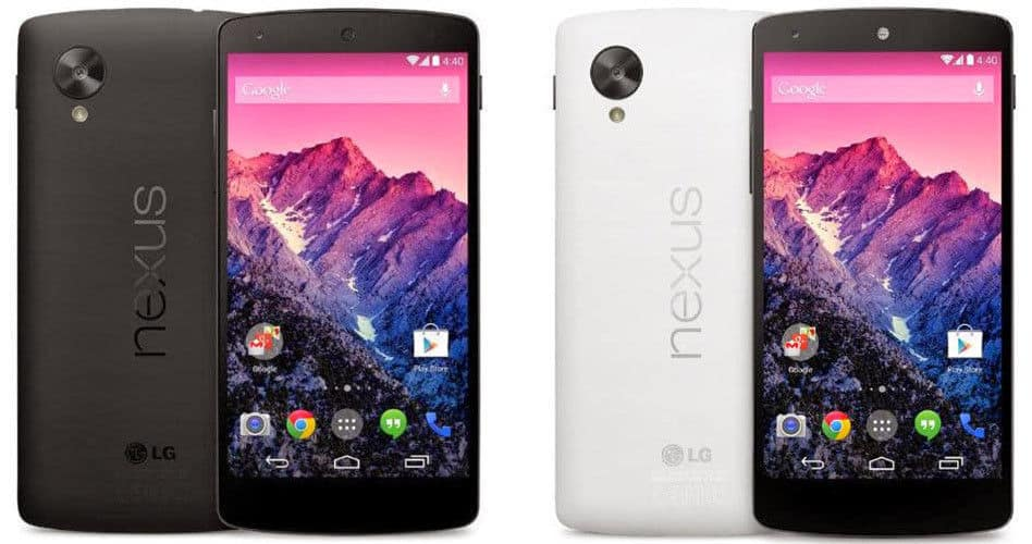 New Unlocked LG Google Nexus 5 (2013) D820 16GB and 32GB phones $115 or $140 + Free shipping