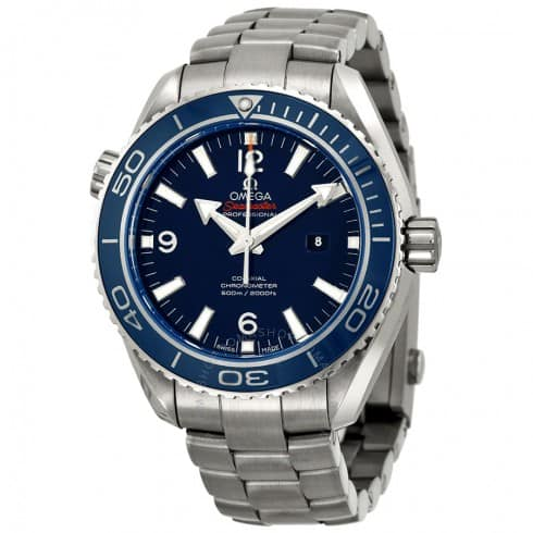 Omega Seamaster Planet Ocean Series Watches at Jomashop