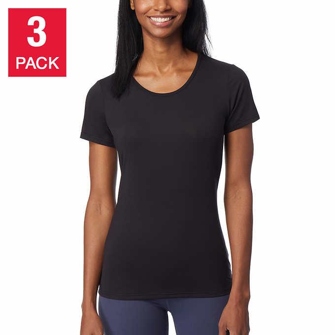 Costco.com -   3 Pack - 32 Degrees Ladies' Cool Tee $ or Men's Cool Tee 9.97