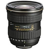 Tokina AT-X 116 PRO DX-II 11-16mm f/2.8 Lens for Canon/Nikon/Sony Mount @ BH Photo $429 Shipped