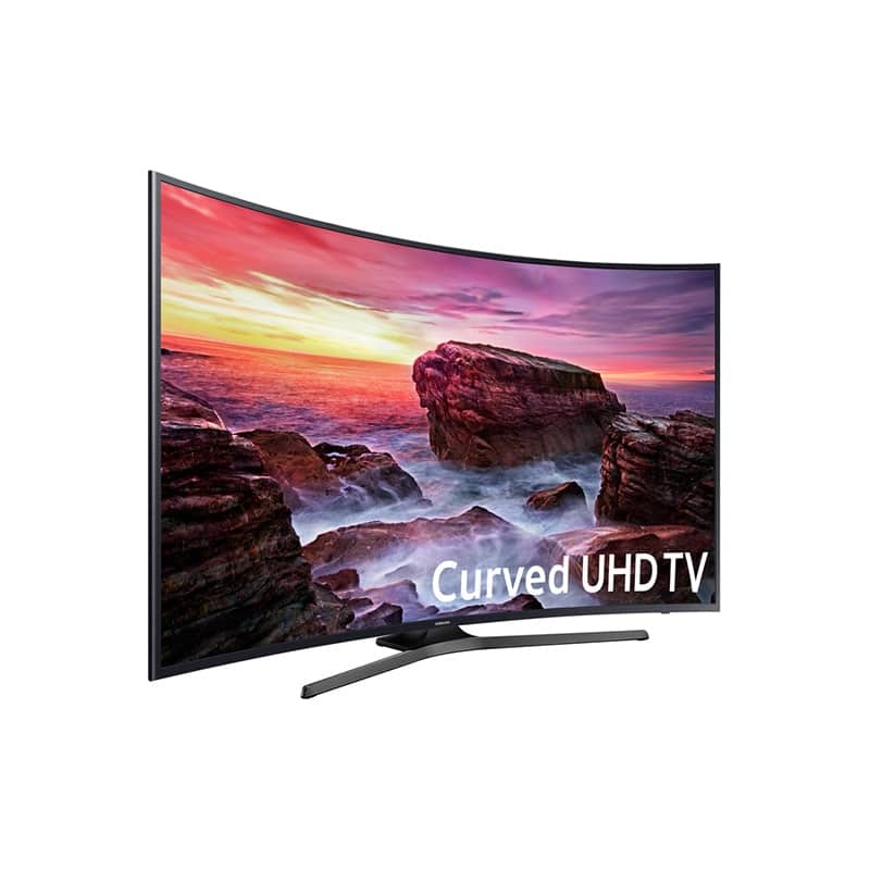 "Samsung MU6490 Series 55"" LED Ultra HD Curved 4K Smart TV with HDR $650 @ PCRichard & Son"