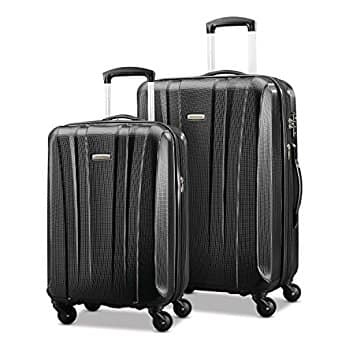 "Samsonite Luggage - Pulse Dlx Lightweight 2 Piece Hardside Travel Set (20""/24"") @ Amazon $113.75"