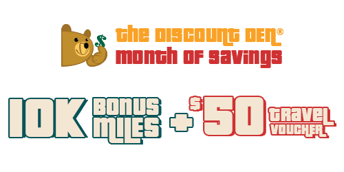 Frontier Airlines 59.00 for 10,000 miles and 50.00 flight voucher. New members only