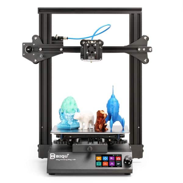 BIQU B1 FDM 3D Printer 32-bit Board with TMC2225 Silent Drivers $259 @sainsmart.com