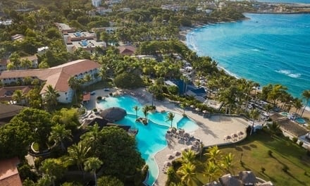 All-Inclusive Stay at Lifestyle Tropical Beach Resort & Spa in Dominican Republic. - $58/Night