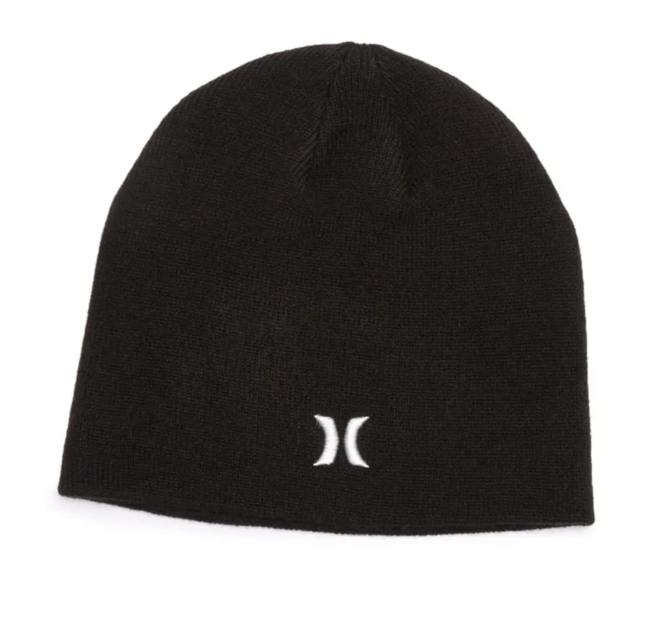 Hurley Men's Icon Staples Knit Beanie (various) $5 + Free Store Pickup at Nordstrom Rack