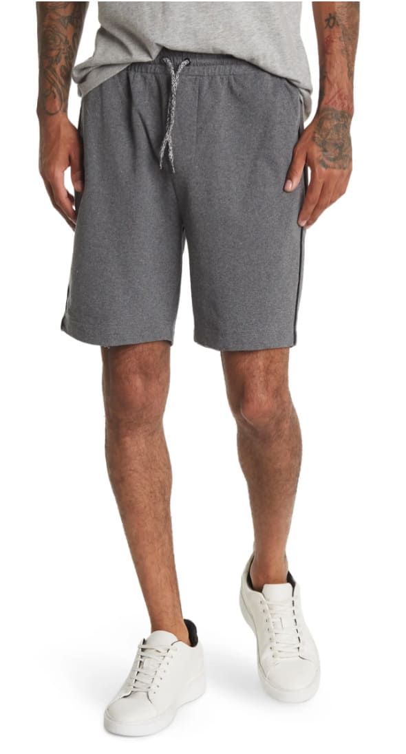 Cooper and Oak Men's French Terry Shorts $15 & More + Free Store Pickup at Nordstrom Rack
