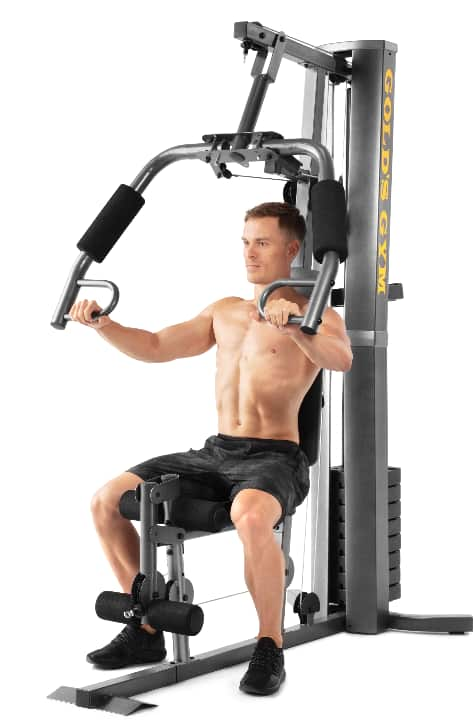 Gold's Gym XRS 50 Home Gym $160.53 w/Store Pickup at Walmart