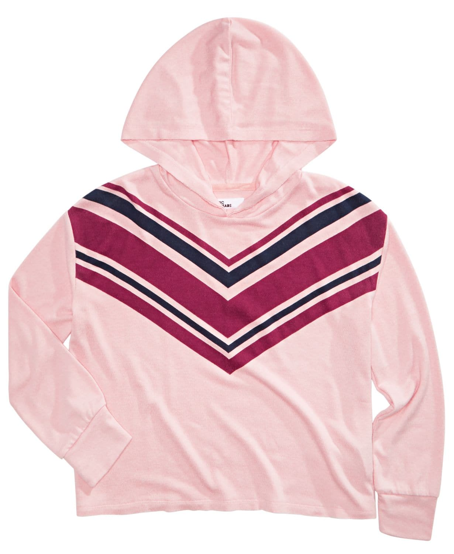 Big Girls' Apparel: Epic Threads Love Hoodie $8, Chevron Print Hoodie $8, Dot Print Dress $8 & More + Free Ship to Store at Macys