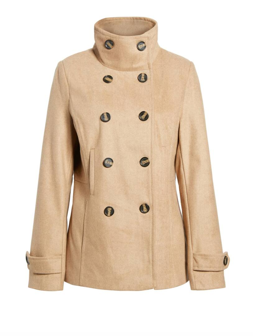 Thread & Supply Women's Double Breasted Peacoat (various) $37.90 + Free Shipping