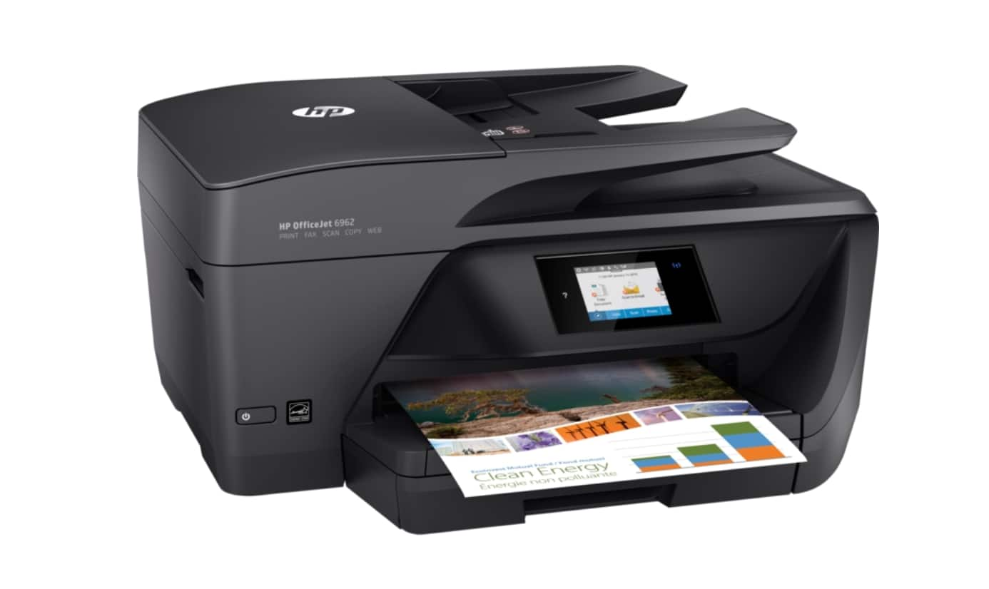HP Officejet 6962 Wireless All-In-One Printer $59.99 + Free Shipping