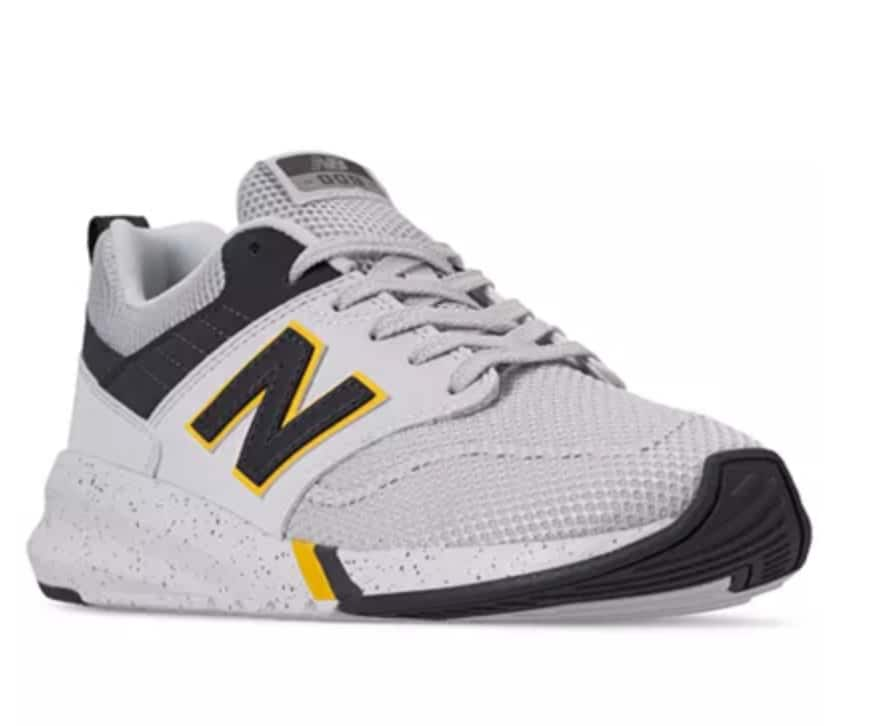 New Balance Men's 009 Sneakers (Various Colors) $30 + Free Store Pickup at Macy's