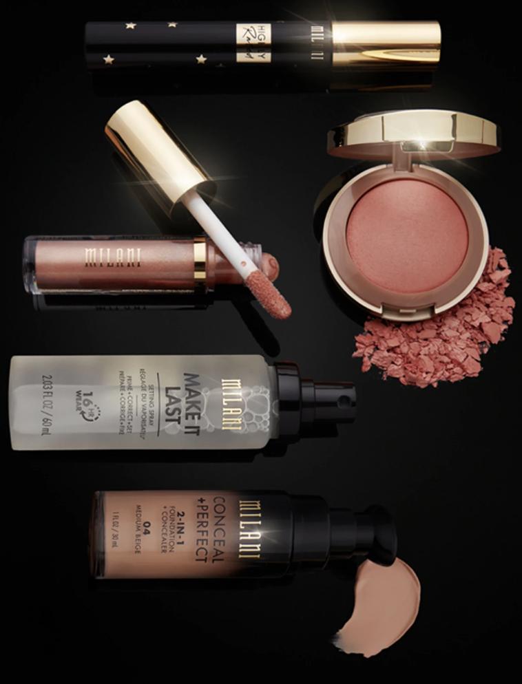 Milani All Star Custom Make-Up Kit $35 + Free Shipping