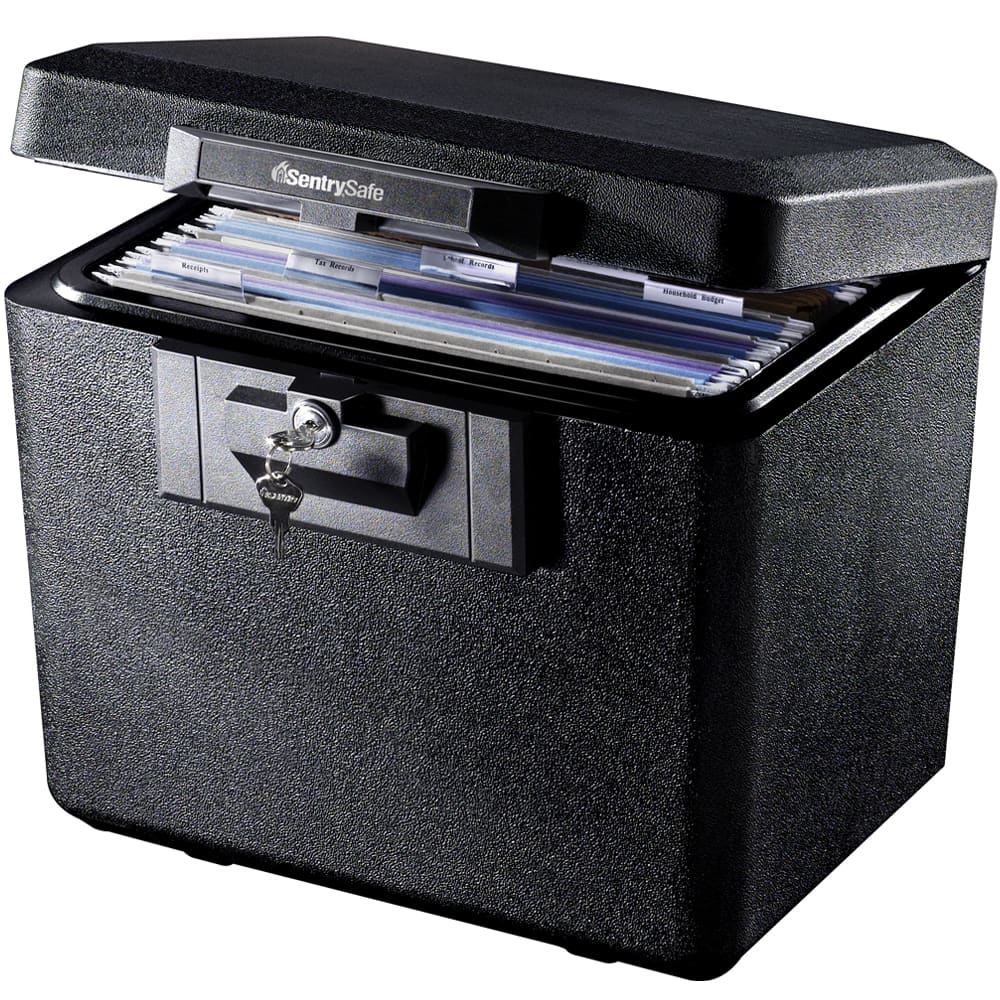 0.61 cu ft Sentry Safe 1170 Fire-Resistant File Safe with Lock $40 + Free Shipping