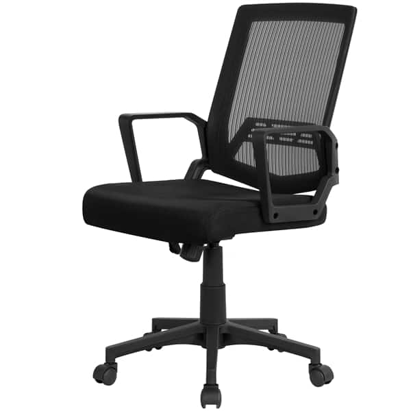 Topeakmart Height Adjustable Mesh Office Chair with 360 Rolling Casters $48 & More + Free Shipping