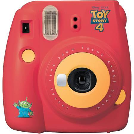 Fujifilm Instax Mini 9 Instant Film Camera Holiday Bundle w/1 Pack Instax Film (Ice Blue) $60 & More + Free S/H