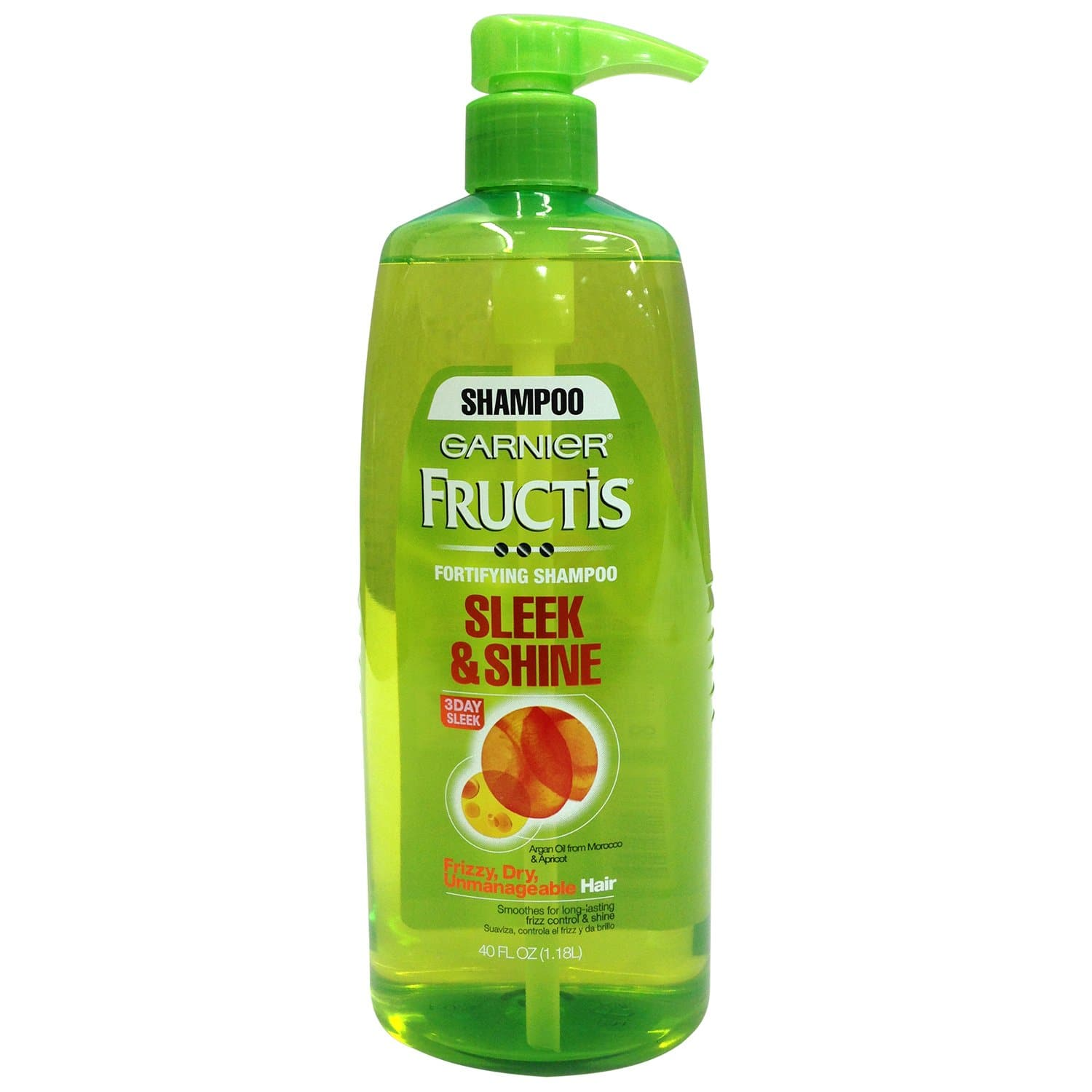 Sam's Club Members: 40oz Garnier Fructis Sleek & Shine Shampoo or Conditioner $4.50 + Free S/H for Plus Members