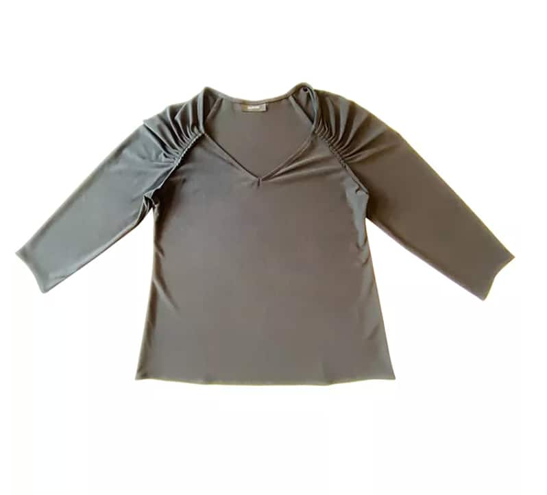 Alfani Women's Flutter Sleeve Top $5 & More + Store Pickup at Macy's or Free S/H $25+