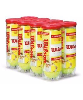 Tennis Balls 8 cans for $12.98