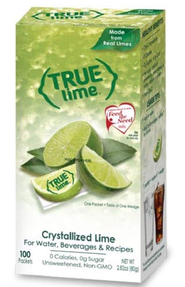 *Back* 100-Ct True Lime Bulk Dispenser Pack $4.66, 100-Ct True Lemon Bulk Dispenser Pack $5.30 w/ S&S + Free Shipping w/ Prime or on $25+