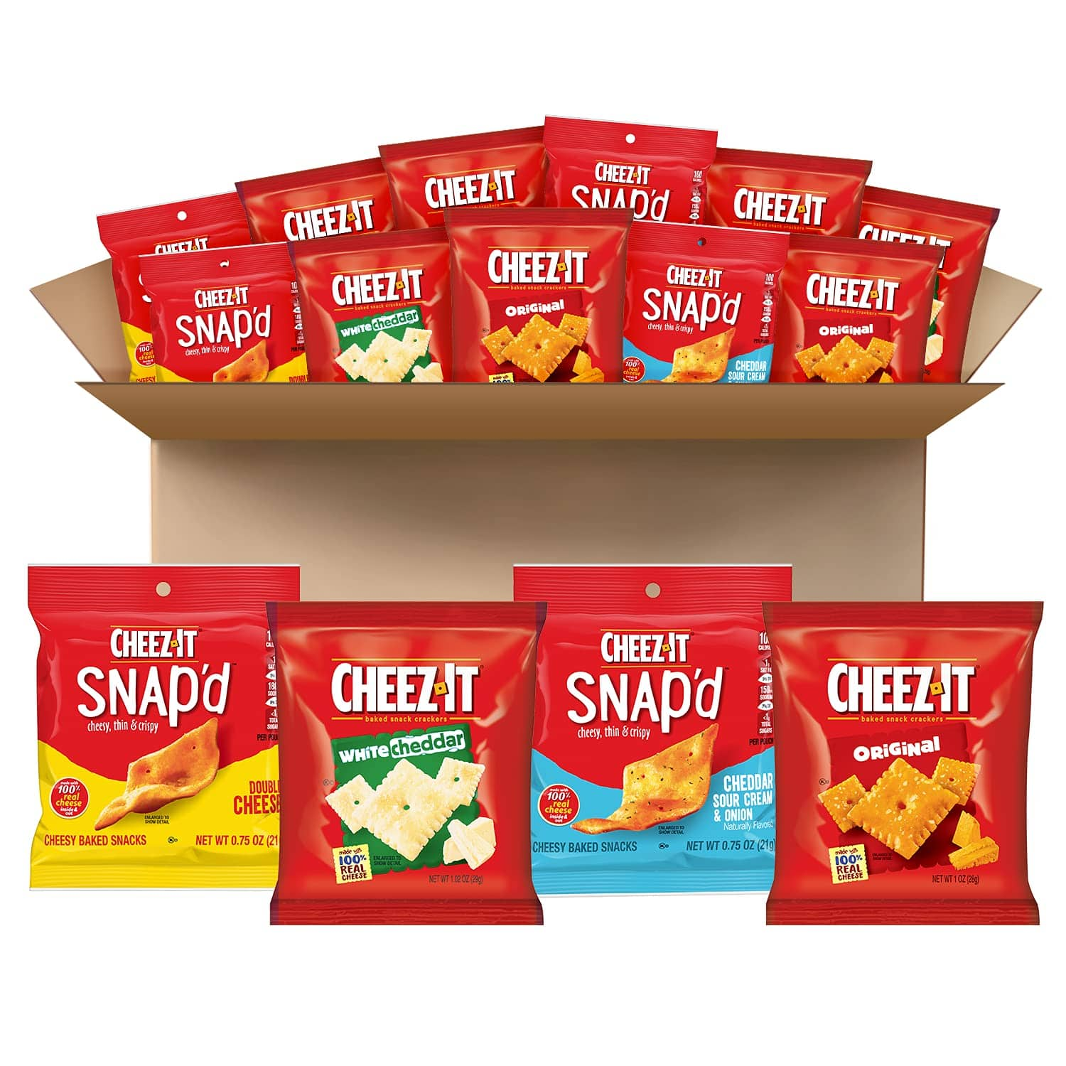 *Back* Prime Members: 40-Ct 0.875-Oz Frito-Lay's Cheetos Baked Crunchy Cheese $9.57 & More w/ S&S + Free Shipping
