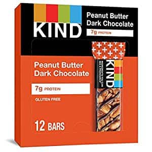 Amazon Warehouse: 12-Ct 1.4-Oz KIND Bars (Peanut Butter Dark Chocolate) $6.19 + Free Shipping w/ Prime or $25+
