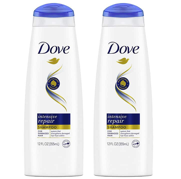 12-Oz Dove Shampoo and Conditioner (Various) 2 for $3 + Free Store Pickup at Walgreens