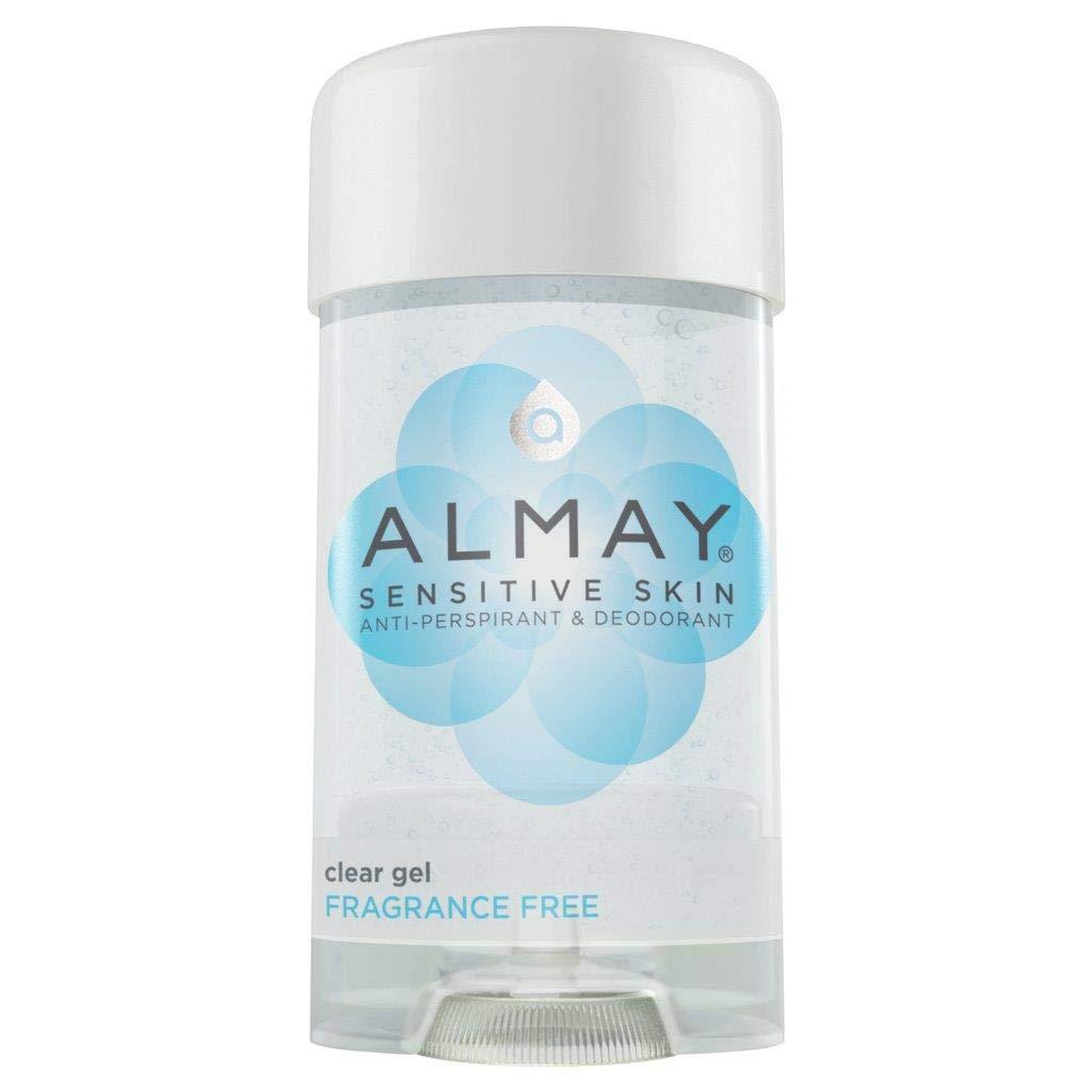 2.25-Oz Almay Roll-On Antiperspirant & Deodorant (Fragrance Free) $0.79 + Free Store Pickup at Walgreens