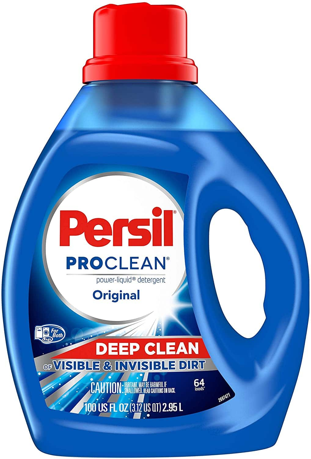 100-Oz Persil ProClean Liquid Laundry Detergent (Original or Intense Fresh) $8.39 & More + Free Shipping w/ Prime or $25+