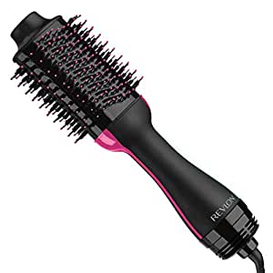 Revlon One-Step Hair Dryer and Volumizer Hot Air Brush (Black) $22.99 + Free Shipping w/ Prime or $25+
