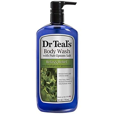 24-Oz Dr Teal's Body Wash or 34-Oz Foaming Bath w/ Pure Epsom Salt (Various) $3.22 + Free Shipping w/ Prime or $25+