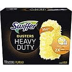 11-Ct Swiffer 360° Heavy Duty Duster Refills$7.79 w/ S&S + Free Shipping w/ Prime or on $25+